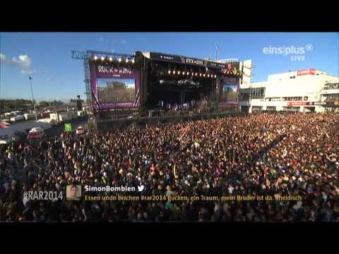 The Offspring - (Can't Get My) Head Around You (Rock Am Ring 2014)