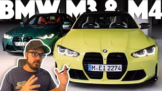 The problem with the 2021 BMW M4 isn't the nose