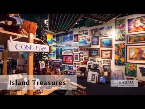 Island Treasures Art Gallery