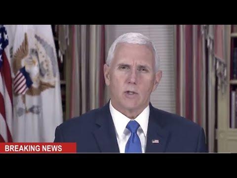 BREAKING 🔴 Mike Pence drops MOAB on Venezuelan Dictator Nicolas Maduro