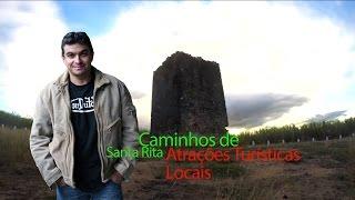 Video Caminhos de Santa Rita: Atrações turísticas locais (curta metragem) download MP3, 3GP, MP4, WEBM, AVI, FLV April 2018