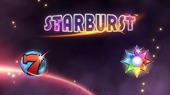 Starburst from NETENT & BIG WIN
