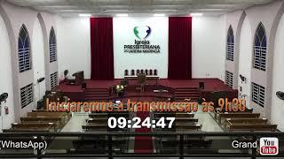 Escola Dominical - 02/05/2021 - ao vivo