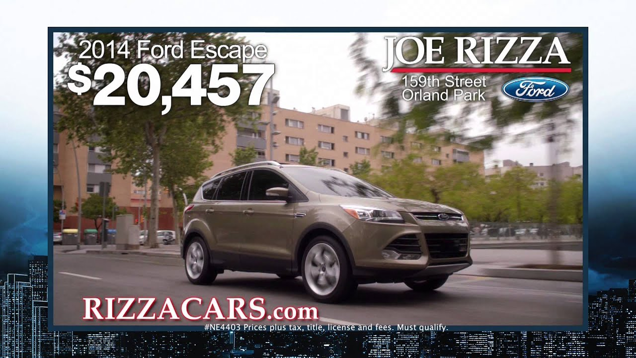 Joe Rizza Ford Orland Park Summer Spectacular Youtube