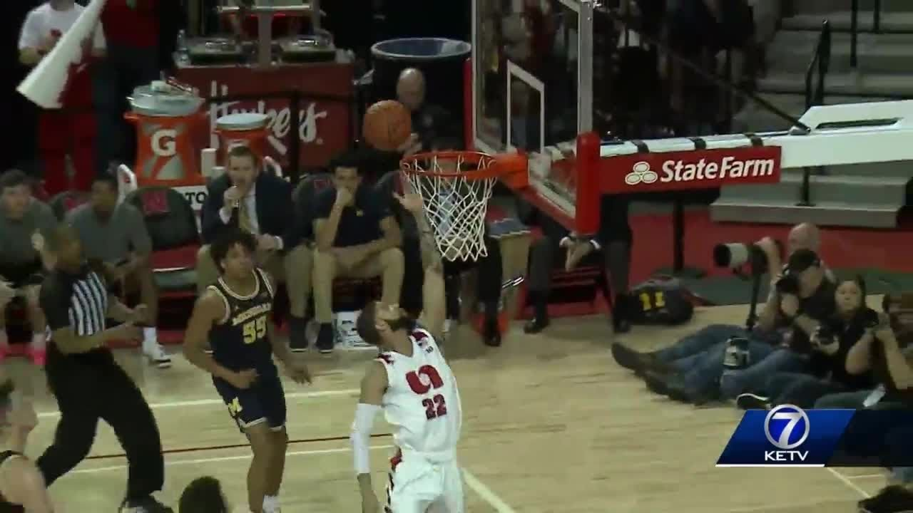 Franz Wagner shows why Michigan basketball has always believed ...