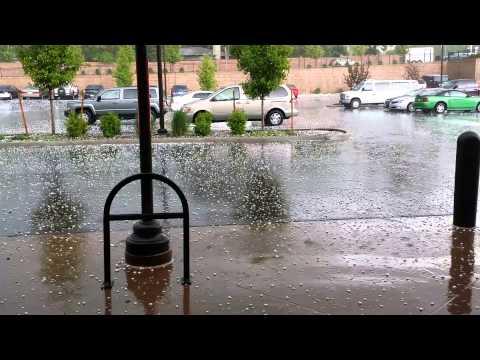 CRAZY HAIL STORM-ENGLEWOOD COLORADO 5/20/2014