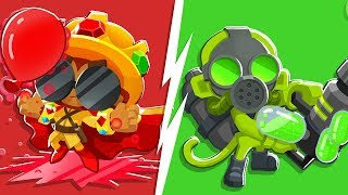 Bloons TD 6 - 4-Player Concoction Challenge   JeromeASF