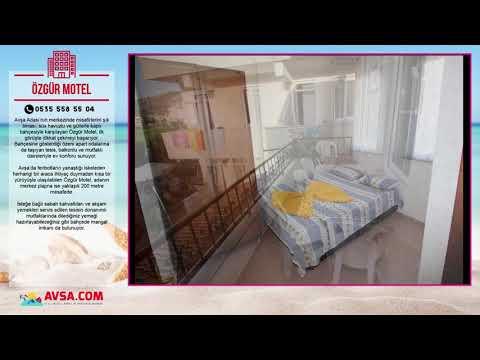 Avşa Adası Özgür Motel I Www.avsa.com