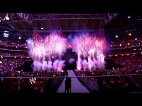 "Wrestlemania Tribute ""Written In The Stars"" By Tinie Tempah Featuring Eric Turner"