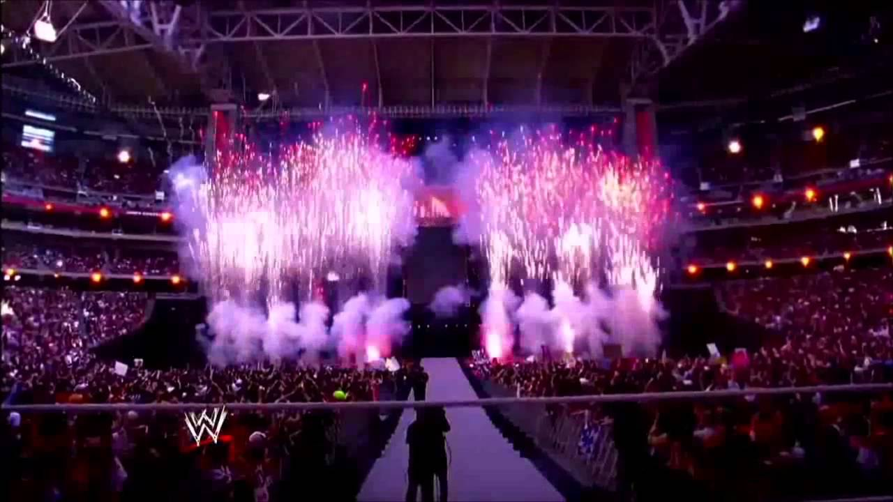 """Download Wrestlemania Tribute """"Written In The Stars"""" by Tinie Tempah featuring Eric Turner"""