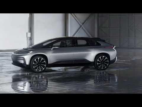 New Concept- Faraday Future Loses Chief Designer Richard Kim