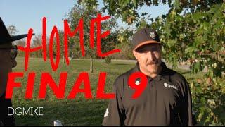 2015 Homie Final 9 - Hermosillo, Leiviska, Bennett, Kraus - Disc Golf