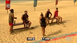 Hasan Yine Kural İhlali Yaptı - Survivor All Star (6.Sezon 90.Bölüm)