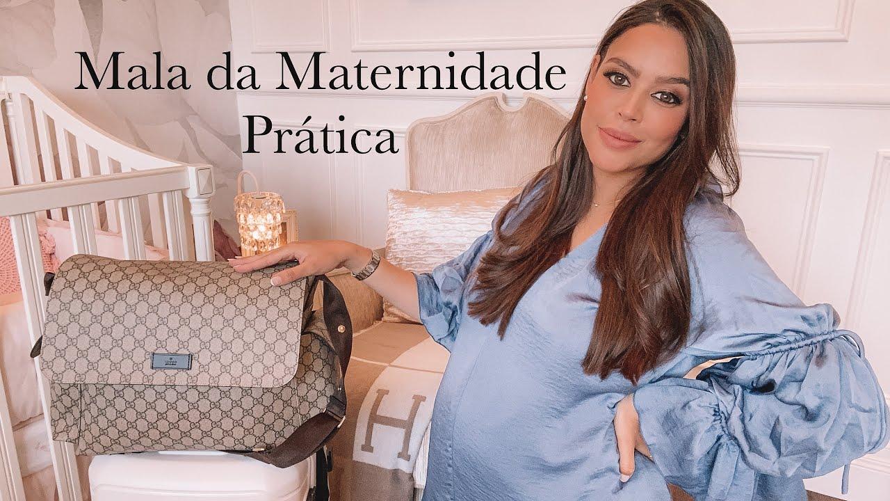Minha mala da maternidade e da Baby, O essencial, necessário pratico e fofo