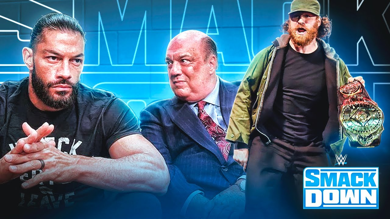 Download 😲 ROMAN REIGNS ES UN PAUL HEYMAN GUY | WWE SMACKDOWN 28 Agosto 2020 REVIEW
