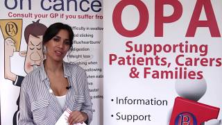 The Oesophageal Patients Association - Cancer Charity