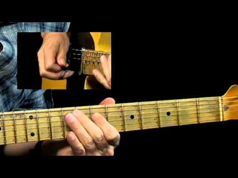 50 Rhythm & Blues Licks - #1 Introduction - R&B Guitar Lessons