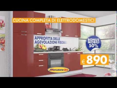 Cucina completa di elettrodomestici youtube for Cucina youtube