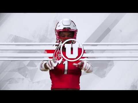 0667cb501 UU vs Stanford 2017 Uniform Reveal. Utah Football