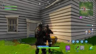 Fortnite get killed by the floss dance MOVE
