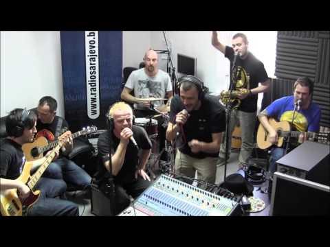 Dubioza Kolektiv Unplugged na Radio Sarajevu