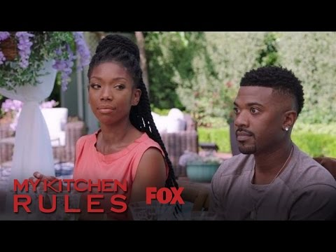 Brandi Glanville Brings Up Ray J's Sex Tape | Season 1 Ep. 2 | MY KITCHEN RULES