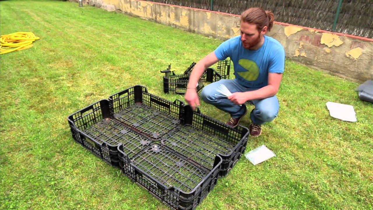 C mo se construye un huerto urbano youtube for Jardin que planter en janvier