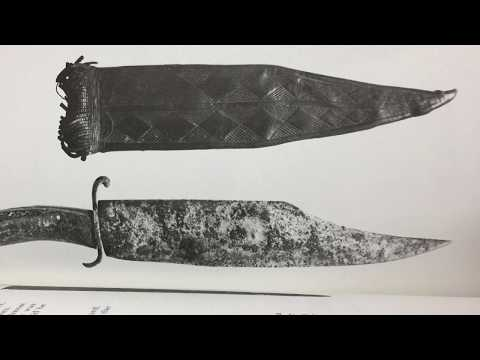 Early American Knives