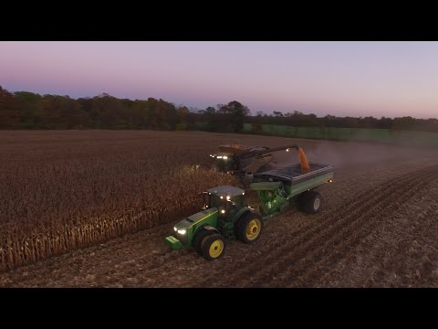 Corn Harvest 2015   Poynter Family Farms