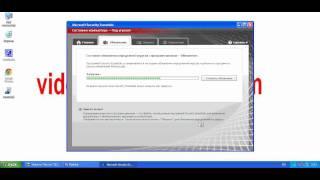 Установка антивируса microsoft security esentiale