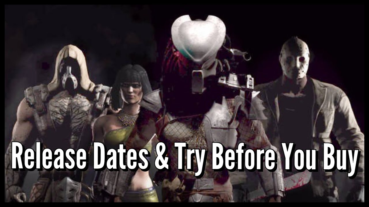 Mortal Kombat X: PS3 & Xbox 360 Versions Delayed Again! - Release .