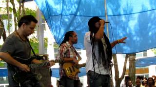 "Maxi Priest performing ""Anything"" in Brooklyn BAM R&B Festival"