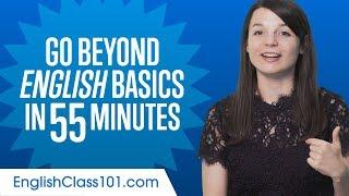 Speak English Beyond the Basics