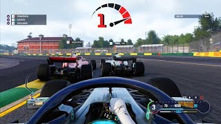 F1 2018 Career Mode - Part 1 - The Beginning