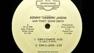 Kenny Jammin Jason - Can U Dance