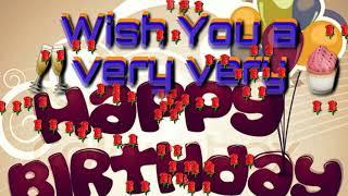 14th December, Happy Birthday Wishes WhatsApp Video Status...