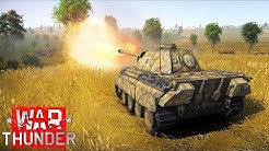 War Thunder Ground Forces | Legendary Tanks of WWII | Click 'Join' to join our squad