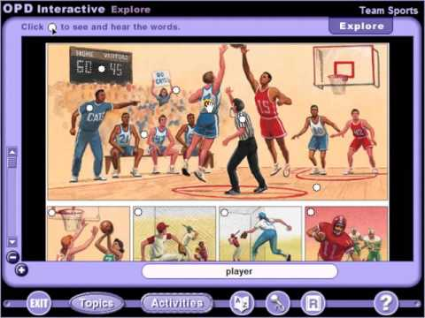 Team Sports (OPD Dictionary)