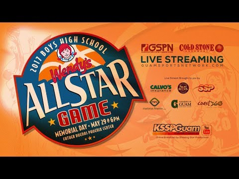 2017 Boys High School All Star Basketball Game