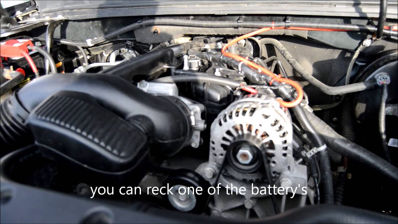 how i installed a second battery - YouTube