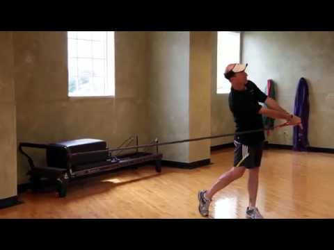 Get Fit with The Pros at HealthTrack: Fitness Tip for Golfers