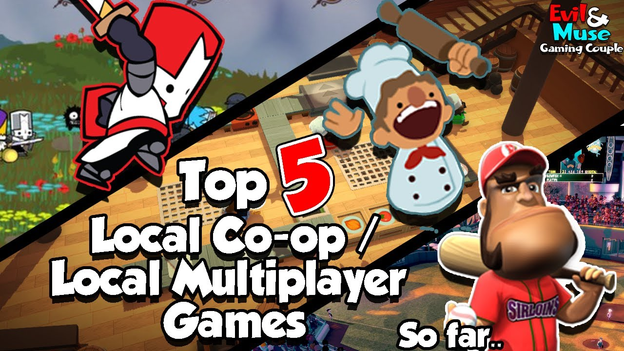 Best PS4 Couch Co-Op & Local Multiplayer Games - 2019