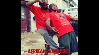 Afrikan Warriors Must Have Skills or Be Killed