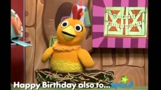 Sunny Side Up - Birthday Song