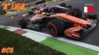 "F1 2017 ""A"" LIGA // 3.FUTAM: BAHREIN GP // MIRAGESPORT.TV KÖZVETITÉS"
