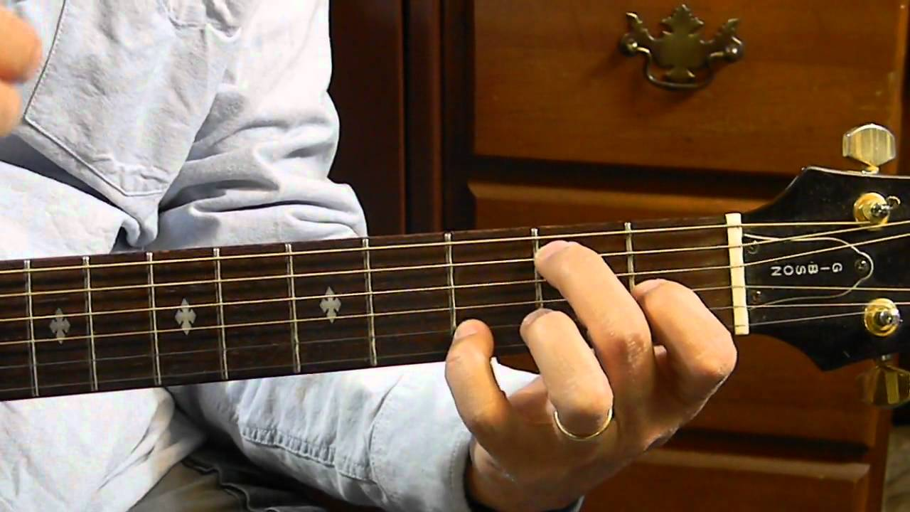 E7 Chord - How to Play Basic Guitar Chords for Beginners ...