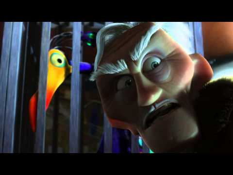 The Madman Movie Clips   Up Pixar