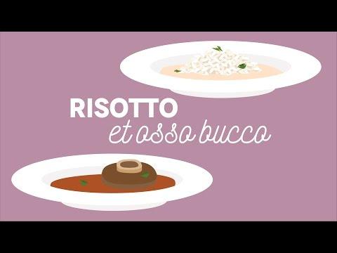 L' Osso Buco et son Risotto - Les Carnets de Julie