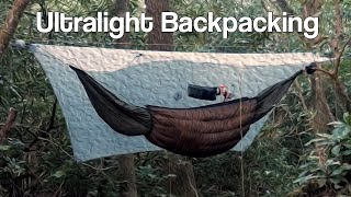 Hiking the Standing Indian Loop - 3 Day Hammock Camping Trip