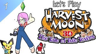 Harvest Moon: The Tale of Two Towns | Episode 1